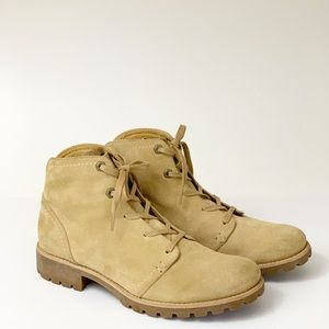 Timberland | Suede Earthkeepers Combat Boots